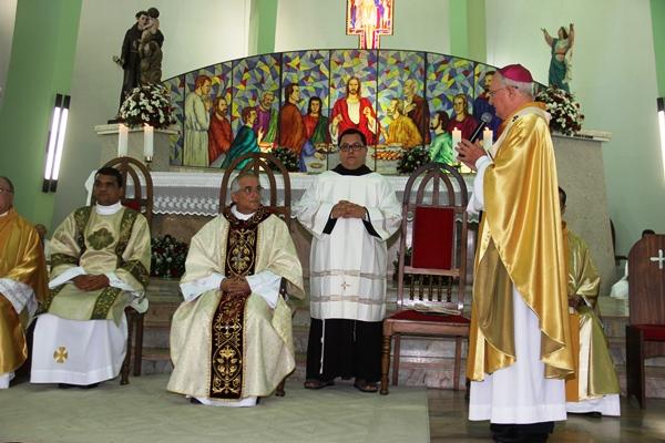 Celebração dos 30 anos de bispado de Dom Itamar Vian - foto- Raimundo Mascarenhas (3)