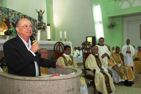 Celebração dos 30 anos de bispado de Dom Itamar Vian - foto- Raimundo Mascarenhas (5)