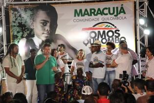 Alex disse que essa grande conquista de Maracujá transformará a comunidade que irá receber grandes benefícios.