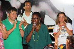 Maria Tereza disse que a SEPROMI existe porque o racismo permanece e precisa ser combatido.
