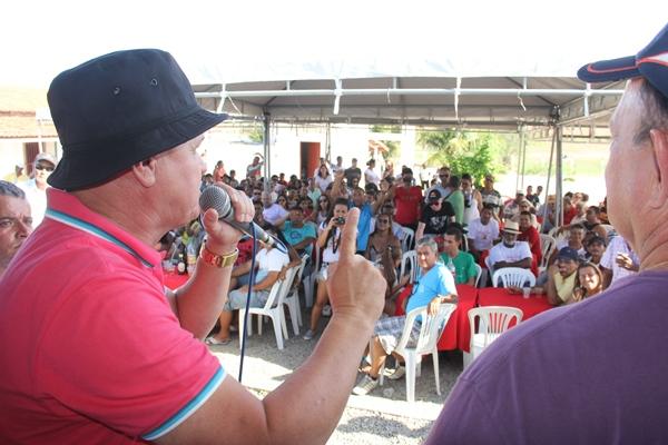 Zé Filho disse que sua casa independentemente de movimento político é sempre lotada de amigos.