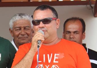 Marquinho Maluco cojita candidatura para prefeito em 2016.