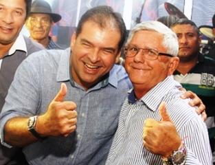 Antônio Andrade disse que Monte Santo teve importância fundamental para reeleição de Jorge.