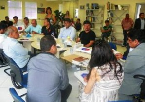 Reunião do Conselho Técnico