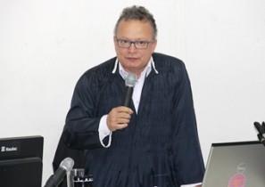 Juiz Gerivaldo Neiva presidiu o Juri e ao final fez a leitura da sentença.