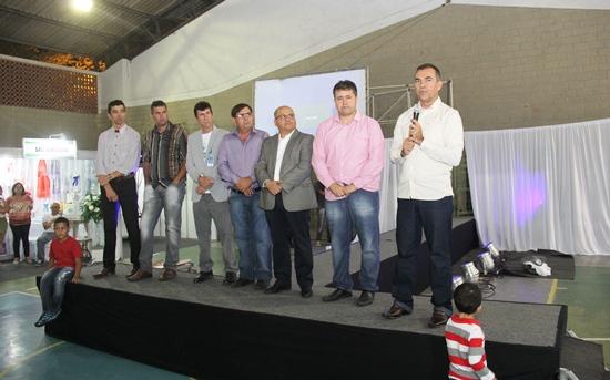 Assis, Alex, Isailton, Francisco Apolônio José Raimundo, Betão e Kleuber.