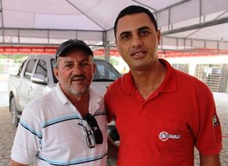 Parceria Haras Baunilha  com a ASJ Leilões.