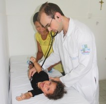 Médico Silas Costa garante que os casos apresentados pelas crianças são comuns.