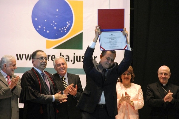 Diplomação dos eleitos na Bahia (17)