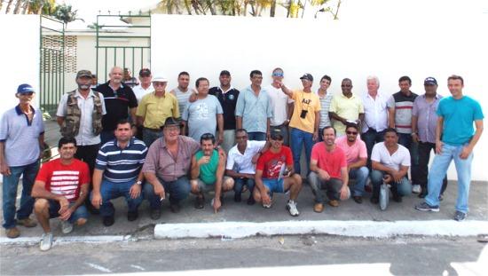 Grupo radioamadores