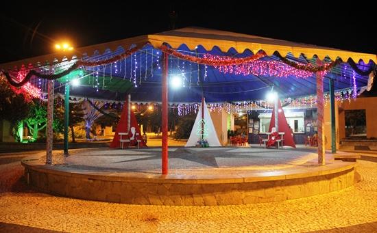 Praça Izaque Pinheiro