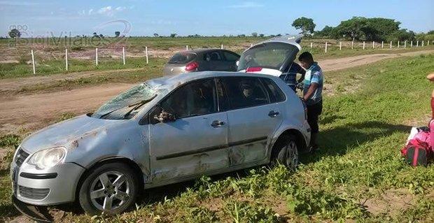 acidente na br 242 2