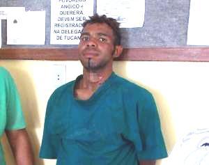 acusado preso araci