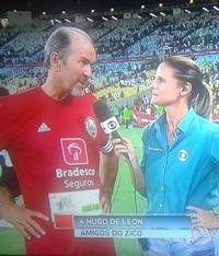 De León foi o grande xerife também no Corinthians por onde passou também Wallace