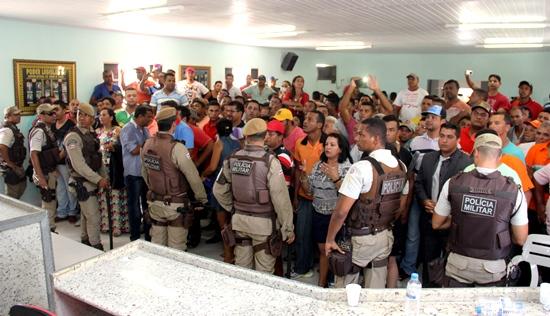 eleição polêmica da câmara de Cansanção - 5- foto- Raimundo Mascarenhas