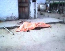 homem morto araci