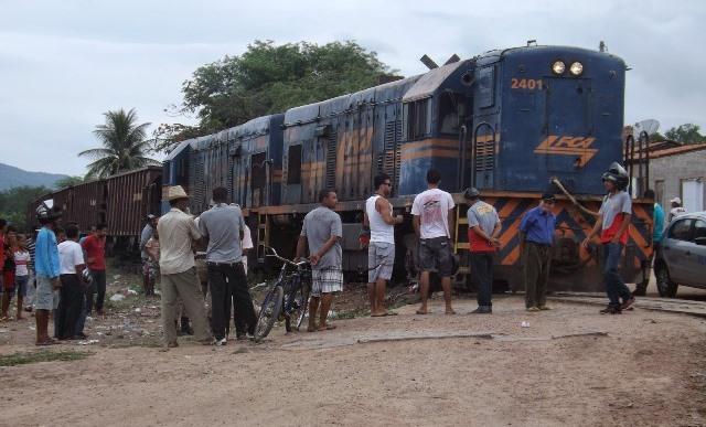 trem Itiuba