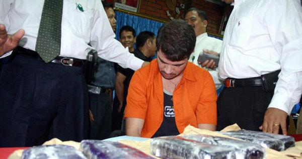 2º condenado a morte na indonésia
