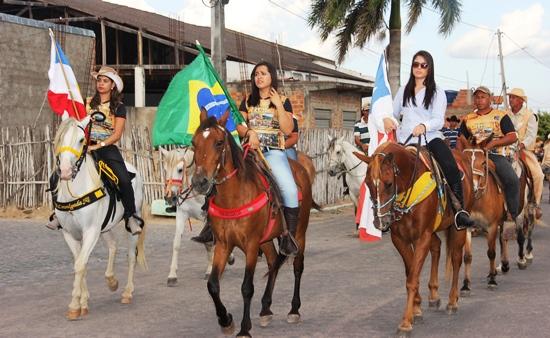 IV Cavalgada dos Amigos de Quijingue - 1- foto- Raimundo Mascarenhas