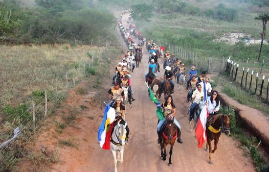 IV Cavalgada dos Amigos de Quijingue - 2- foto- Raimundo Mascarenhas