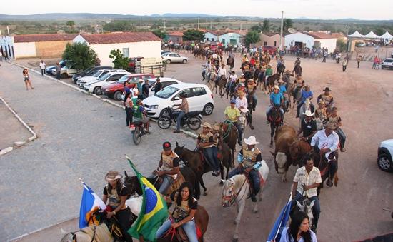 IV Cavalgada dos Amigos de Quijingue -3- foto- Raimundo Mascarenhas