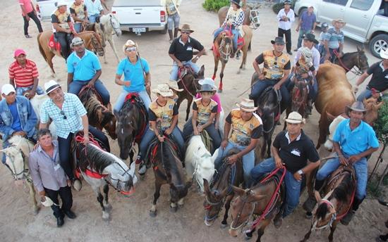 IV Cavalgada dos Amigos de Quijingue -5- foto- Raimundo Mascarenhas