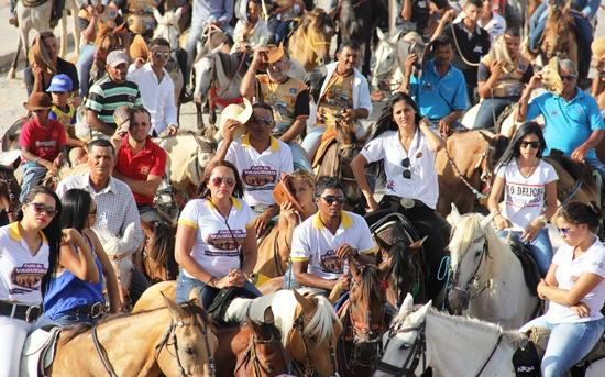 IV Cavalgada dos Amigos de Quijingue -6- foto- Raimundo Mascarenhas