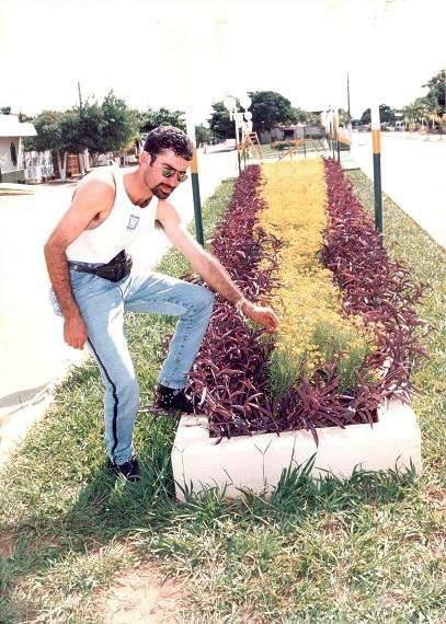 Rone atuava como jardineiro da Prefeitura.