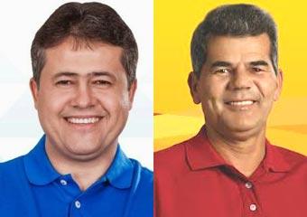 Vice prefeito de Coité Alex Lopes (PMDB) e vice prefeito de Serrinha Gika Lopes (PT) iniciam a nova missão política.