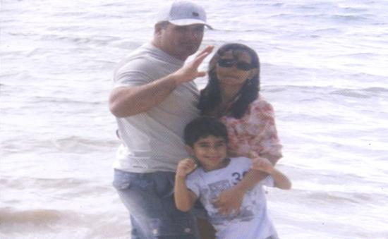 casal e filho mortos em acidente na br 407