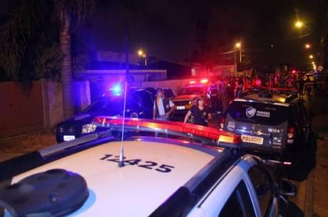 policia cortiba