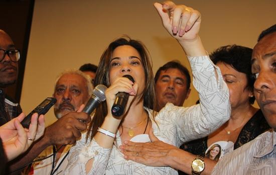 reeleição de Maria Quitéria - 5 - foto- Raimundo Mascarenhas