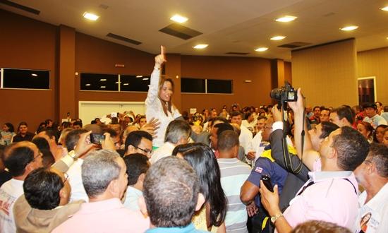 reeleição de Maria Quitéria - 6- foto- Raimundo Mascarenhas