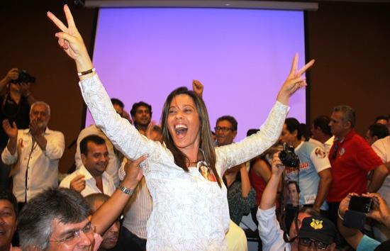 reeleição de Maria Quitéria - des - foto- Raimundo Mascarenhas