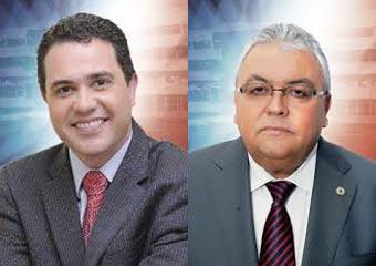 Tom Araújo e Vando Almeida naturais de Coité e Monte Santo respectivamente vão para o segundo mandato.
