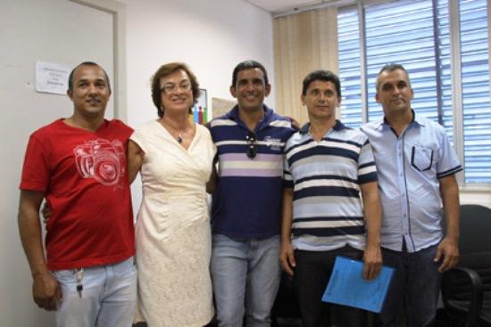 Lideranças de Capela do Alto Alegre