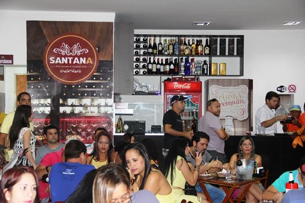 Santana Petiscaria (101) e Louge Bar - foto-Raimundo Mascarenhas