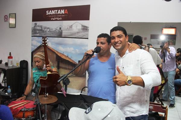 Santana Petiscaria (104) e Louge Bar - foto-Raimundo Mascarenhas