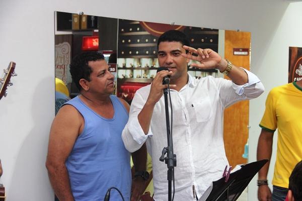Santana Petiscaria (108) e Louge Bar - foto-Raimundo Mascarenhas