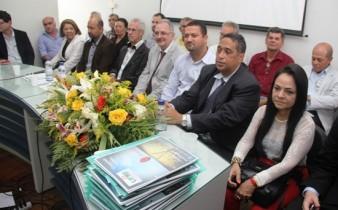 O evento reuniu as principais autoridades do setor de educação e política do Nordeste da Bahia.
