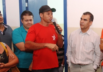 Vereador Rene disse que a oposição só vive a criticar, mas quem mais precisa dos benefícios reconhecem o trabalho.