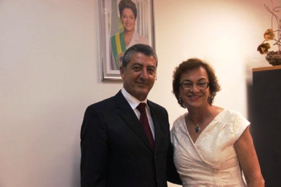ex-prefeito de Cruz da Amas e atual coordenador de Pesquisa Inovação e Extensão Tecnológica (Cepex), Orlando Peixoto,