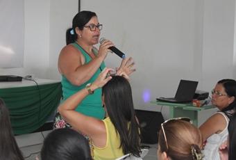 Gilmara elogiou a postura da categoria quando não se intimidou de supostas ameaças.
