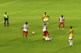 Para o Leão do Sisal que jogou de amarelo, o placar foi pior porque jogou em Pituaçu seu mando de campo.