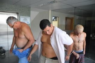 prisão de traficantes