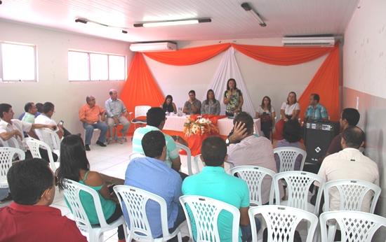 reunião sobre o samu em riachão - 2- foto- Raimundo Mascarenhas