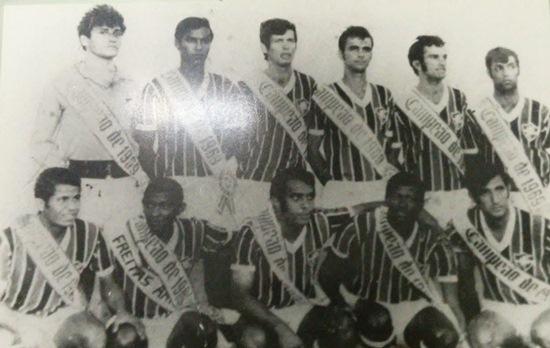 Os atletas campeões de 1963 e 1969 serão homenageados pela atual diretoria do Fluminense de Feira