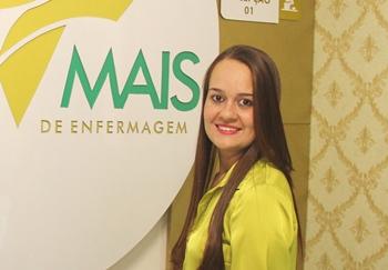 Ana Clara disse que o serviço de enfermagem ou exames de eletrocardiograma pode ser solicitado a qualquer momento.