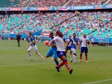 Bahia venceu mais uma com folga e segue firme em busca do título.