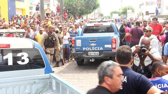 bandidos se entregam a Polícia- 3